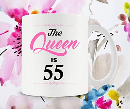 Amazon 55th Birthday Gifts For Women Bday Gift