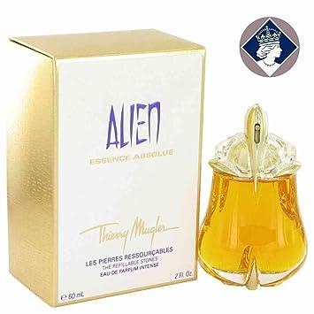 Alien Essence Absolue Edp Vaporizador Refillable 60 Ml Amazoncouk