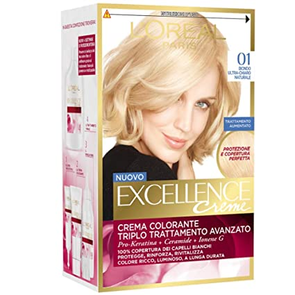 Colorazione capelli bianchi naturale