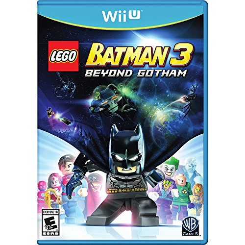 LEGO Batman 3: Beyond Gotham - Wii U (Sell Textbooks Best Price)