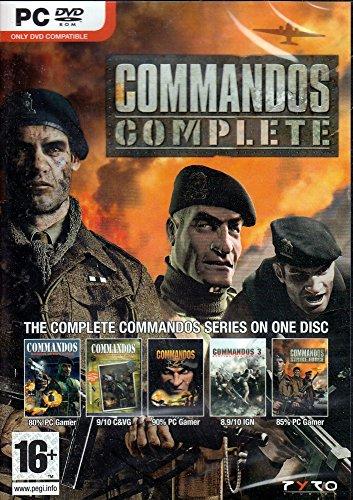commandos 2 - 5
