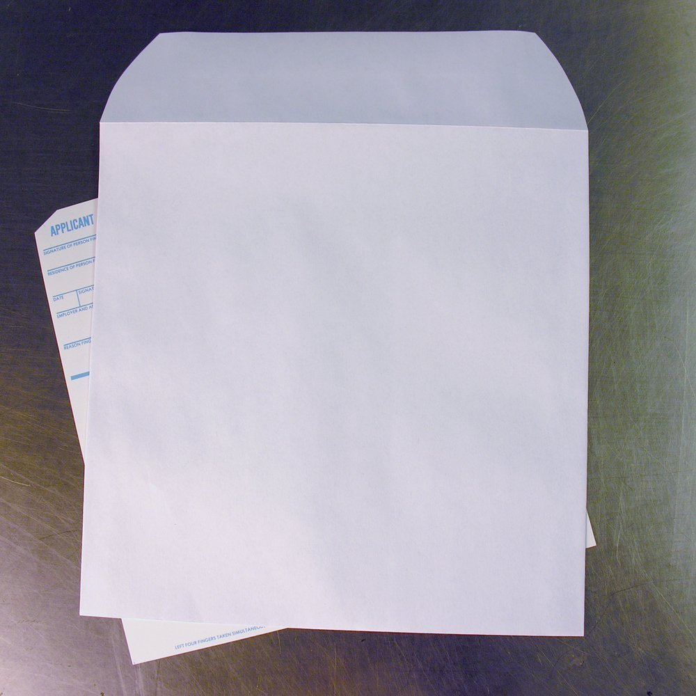 Amazon fingerprint card envelopes 5ctpack office products falaconquin