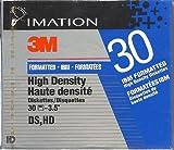 Imation - 30 x floppy disk - 1.44 MB - PC - storage media