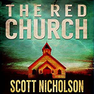 The Red Church: A Supernatural Thriller Audiobook