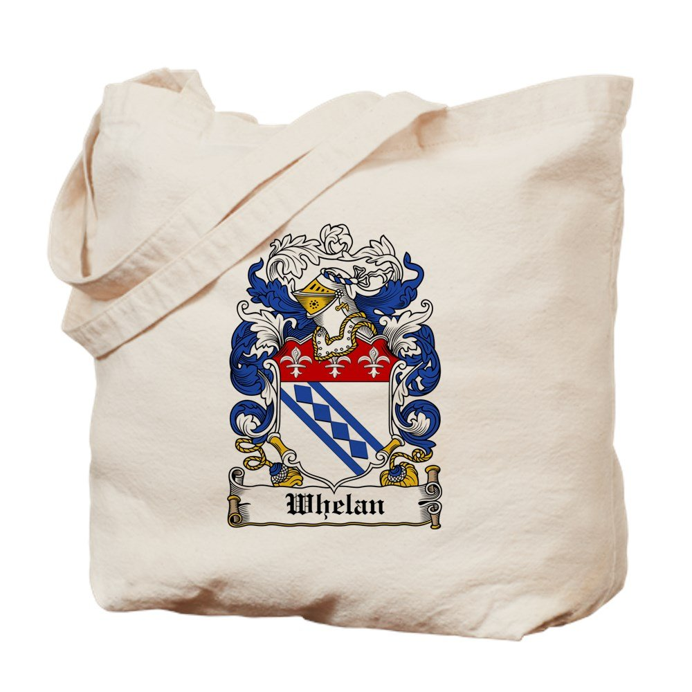 CafePress - Whelan Coat Of Arms - Natural Canvas Tote Bag, Cloth Shopping Bag