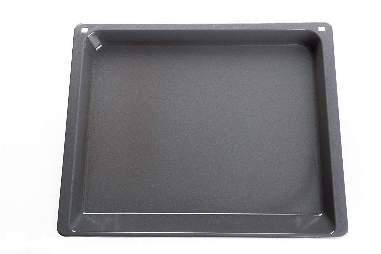 Bandeja de horno 455 x 75 x 33 mm esmaltada Bosch 17001433: Amazon ...