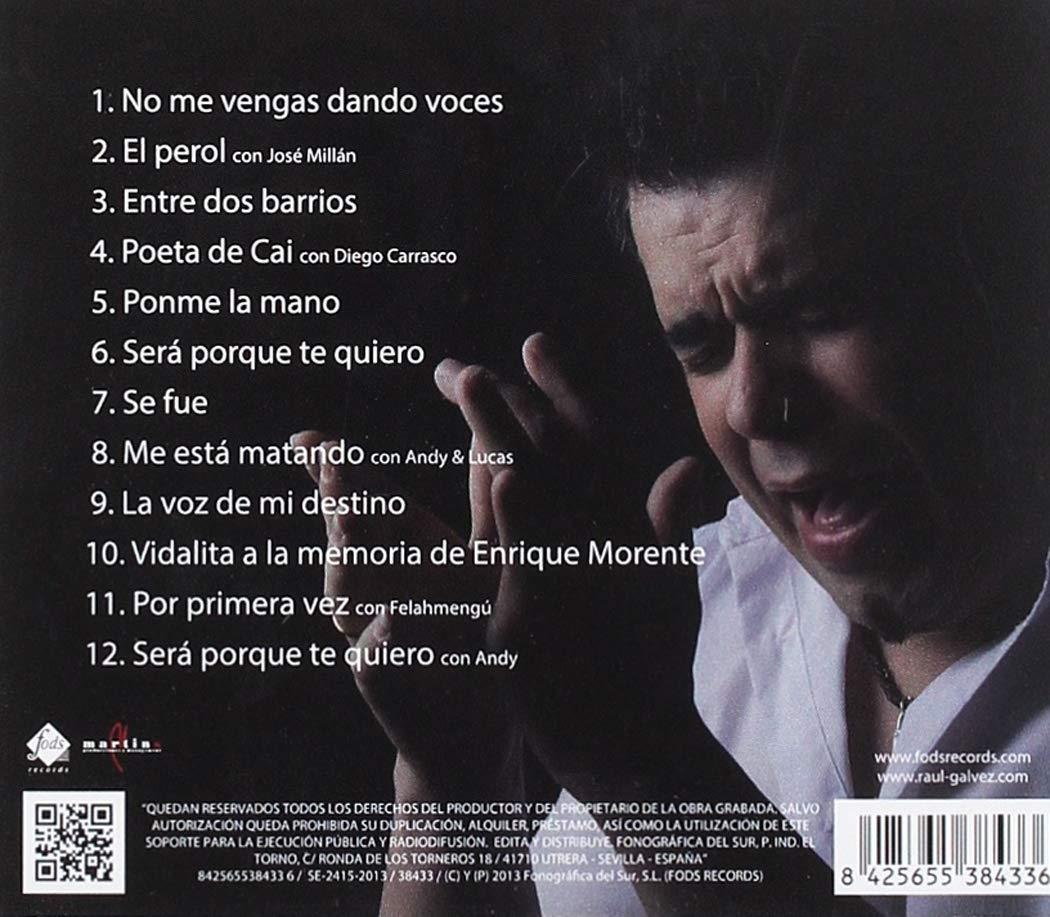 A quemarropa: Raul Galvez: Amazon.es: Música