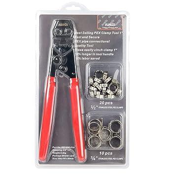 Pack AST6 Anti-Static Stainless Steel Tweezers 6 Model Making Tool Kit Set