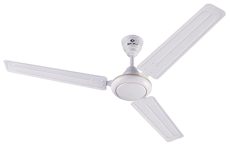Buy bajaj tezz 1200mm ceiling fan white online at low prices in buy bajaj tezz 1200mm ceiling fan white online at low prices in india amazon mozeypictures Gallery