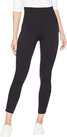 Spanx Womens Look At Me Now Seamless Side Zip Leggings by Spanx