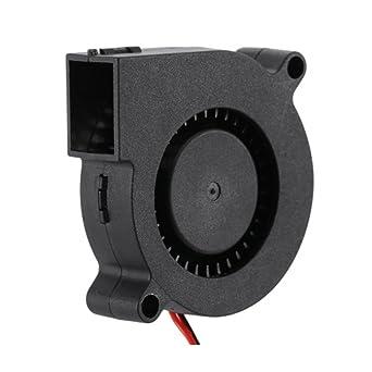 Ballylelly 2 PCS Mini ventilador de refrigeración ...