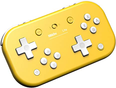 8Bitdo - Mando Wireless Switch Lite Amarillo (Nintendo Switch ...