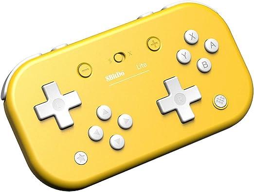8bitdo Lite Bluetooth Gamepad For Nintendo Switch Lite