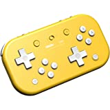8BitDo Lite Bluetooth Gamepad for Nintendo Switch Lite(Yellow Edition)