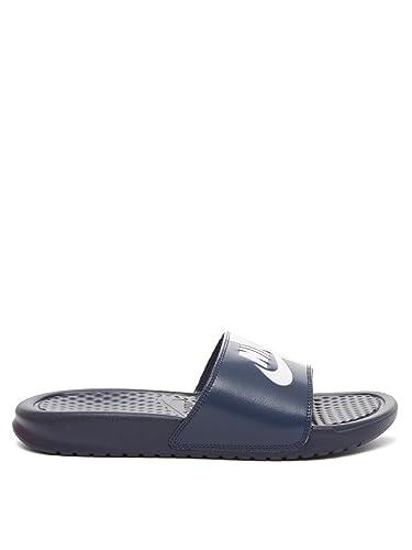 a71c1083b5a Nike Sandales pour Femme Bleu Bleu foncé  Amazon.fr  Chaussures et Sacs