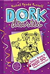 Rachel Renee Russell's sequel to Dork Diaries is packed with adorable art and tons of laughs.Recipe for disaster: 4 parties. Add 2 friends and 1 crush. Divide by 1 mean girl out to RUIN Nikki. Mix well, put fingers over eyes, and CRINGE!Settl...