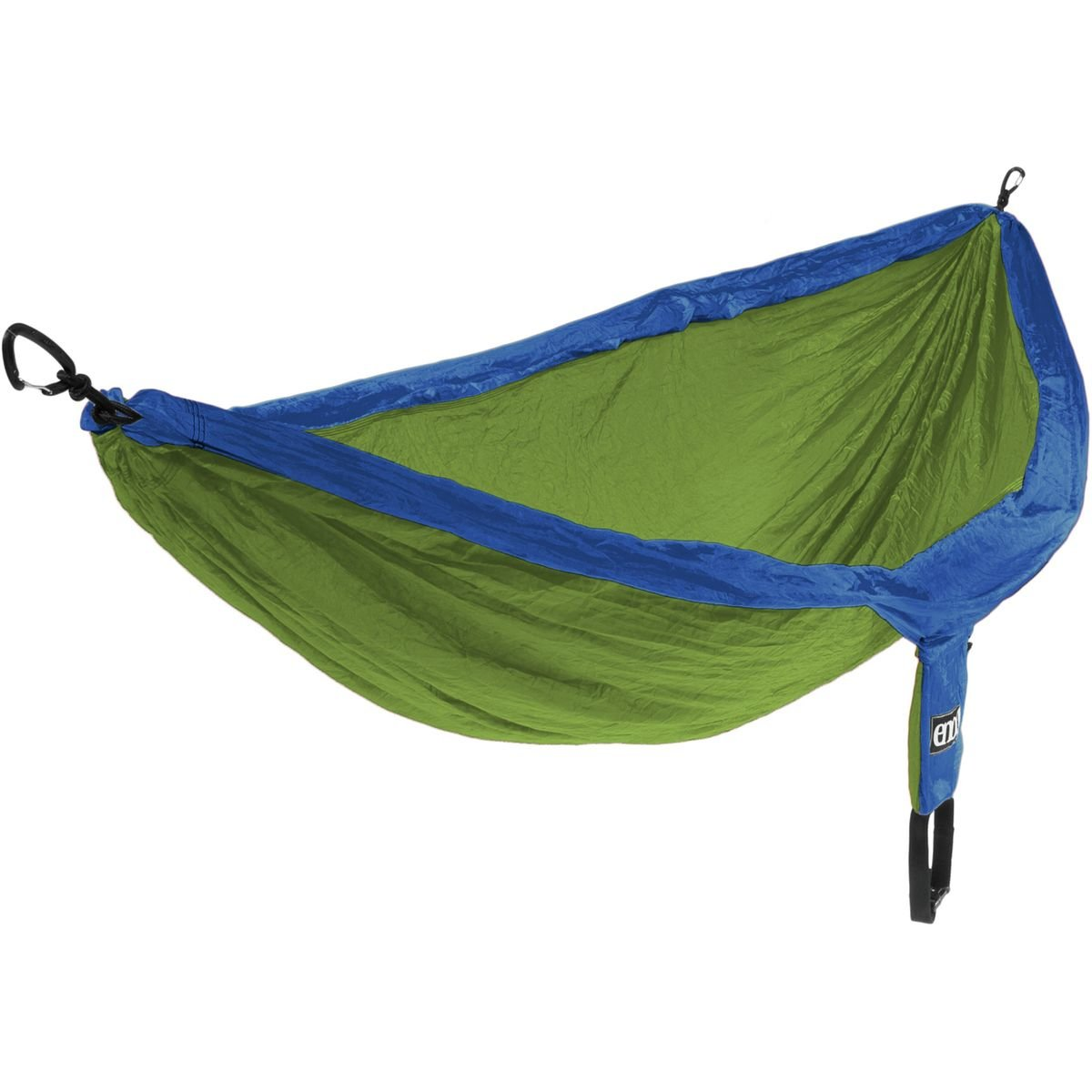 Eagles Nest Outfitters イーノDoublenestハンモック、ポータブルハンモック  ロイヤル/ライム B01IRVDFDW