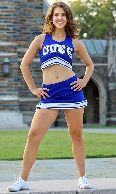 duke university hot girls