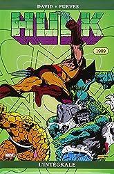 Hulk Intégrale T04 1989