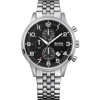 Hugo Boss Herren Armbanduhr Analog Quarz Edelstahl 1512446 Amazon