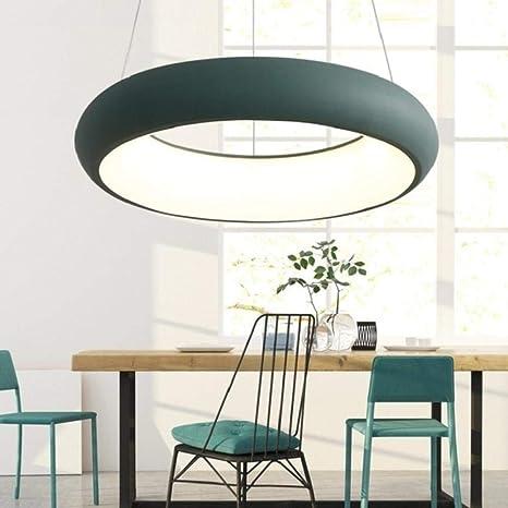 Nuevos modernas luces colgantes LED colgando de la lámpara ...