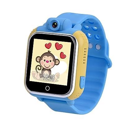 Amazon.com: COOL KIDS Tracking Reloj – Pantalla táctil 3 G ...