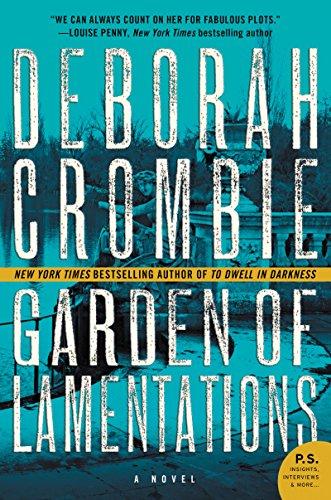 garden of lamentations a novel duncan kincaid gemma james novels book 16