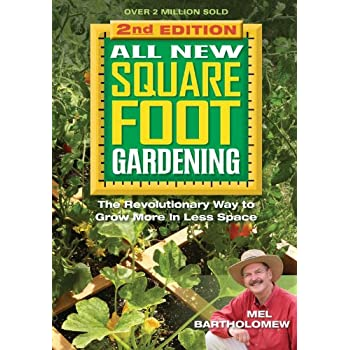 Superb ... Gardener Who Has Everything. Gardening Books Make Great Gifts. All New  Square Foot Gardening II: The Revolutionary Way To Grow More In Less Space
