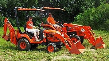 Amazon.com: ROPS Tractor cortacésped liberació ...