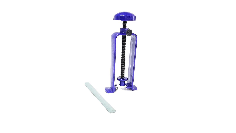 Creador del cortador de botellas - la última suite Edition W/Azul Botella cortador de cuello: Amazon.es: Juguetes y juegos