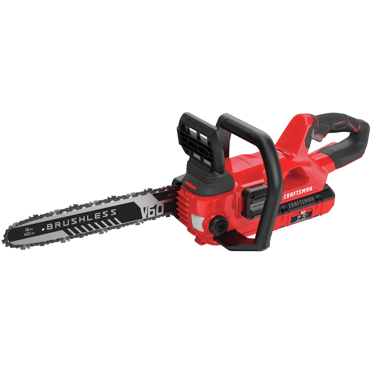 Craftsman CMCCS660E1 Chainsaws product image 9