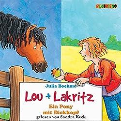 Ein Pony mit Dickkopf (Lou und Lakritz 1)