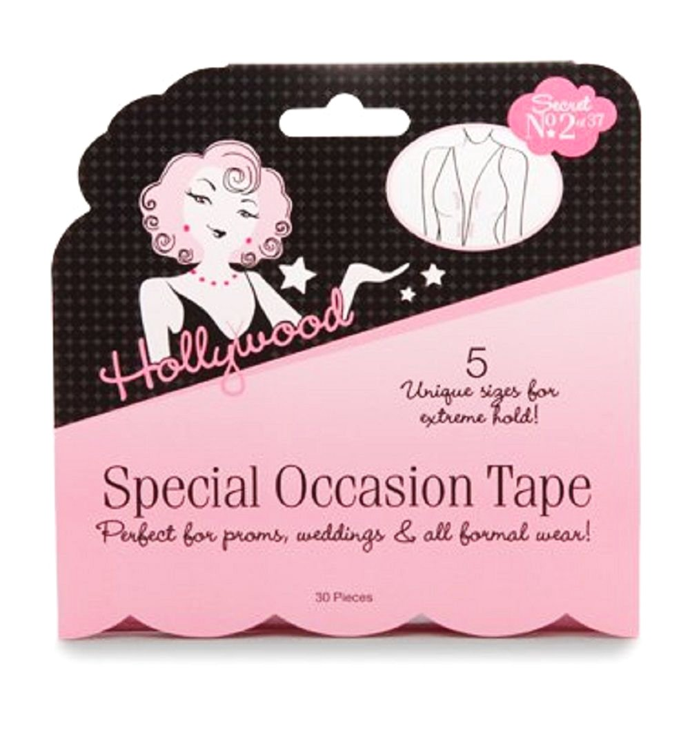 Hollywood Special Occasion Fashion Tape 30 Pieces