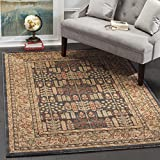Safavieh Mahal Collection MAH697E Traditional Oriental Navy and Natural Area Rug (11′ x 16′) Review