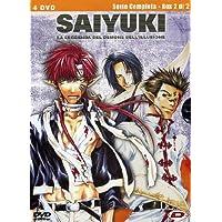 Saiyuki - La leggenda del demone dell'illusioneEpisodi26-50