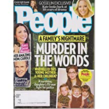 People December 5, 2016 A Family's Nightmare Murder in the Woods