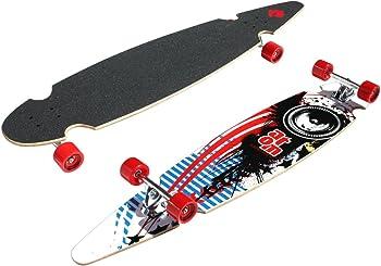 Atom Pin-Tail Sc 49-Inch Longboard