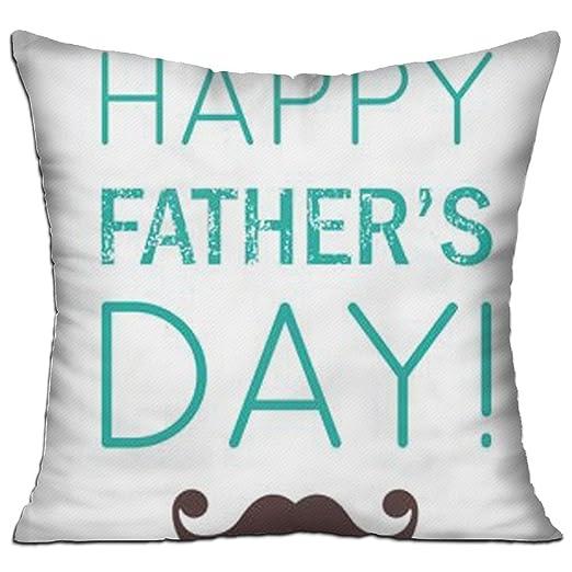 GrunvGT Funda de cojín para el Día del Padre, funda de ...