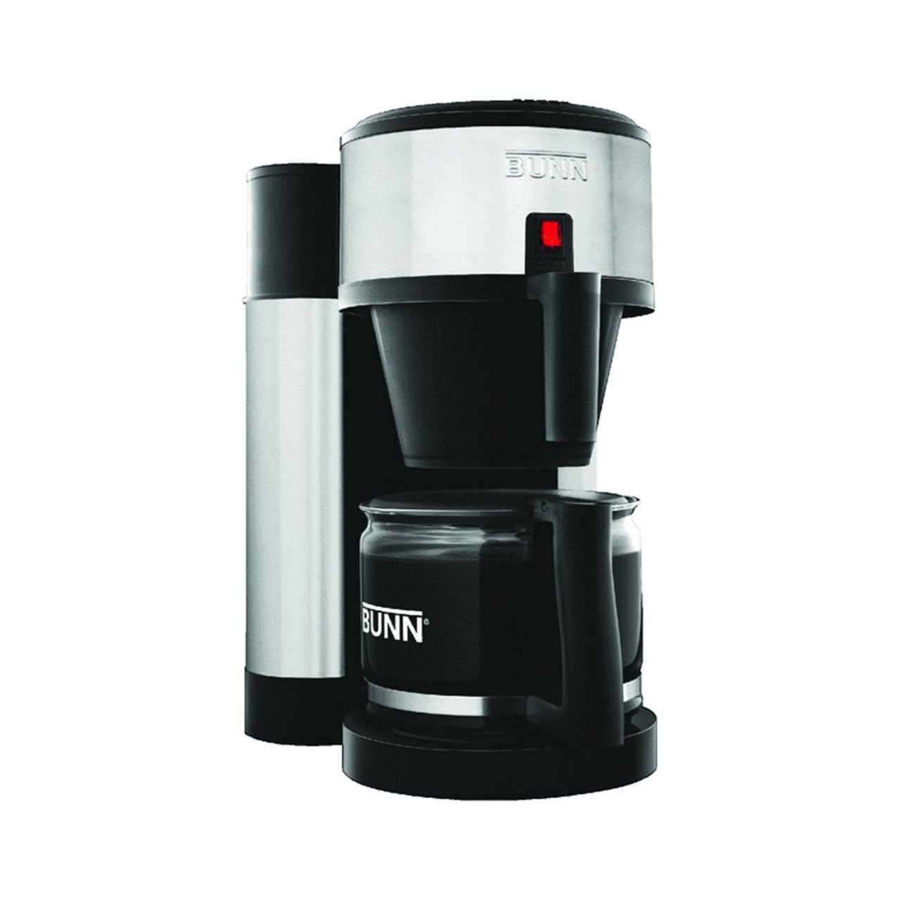 Bunn Nhs Velocity Brew 10 Cup Home Coffee Brewer Drip Bxb Wiring Diagram Coffeemakers Kitchen Dining