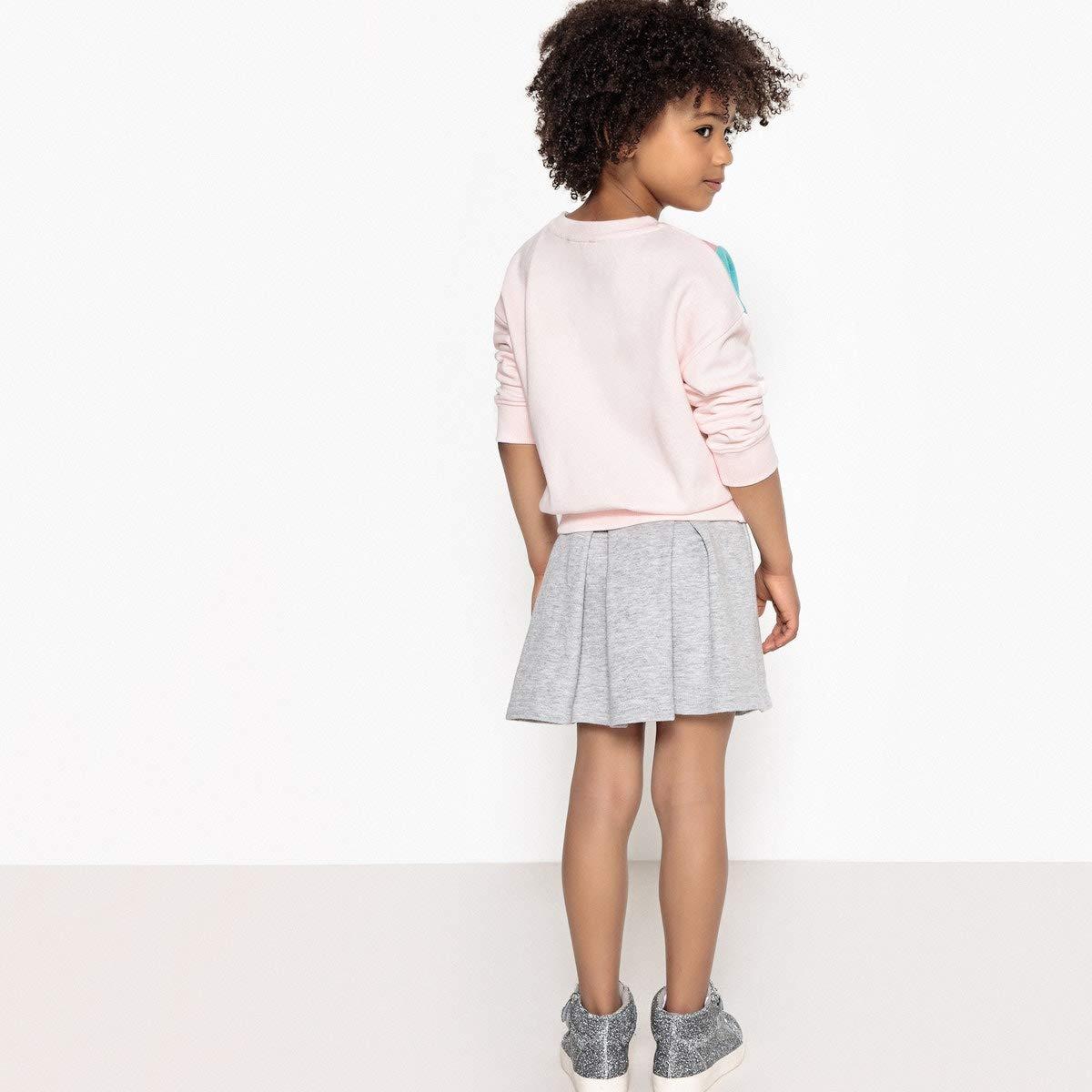 La Redoute Collections Big Girls Fleece Skater Skirt 3-12 Years