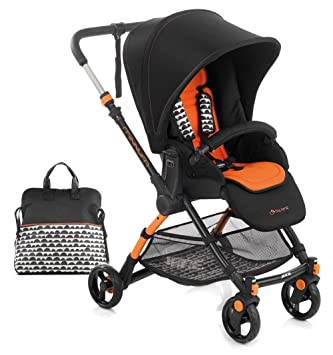 Jane minnum carrito de bebé, cochecito cochecito, ligero - nubes: Amazon.es: Bebé
