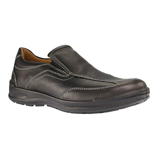 Jomos - Mocasines de cuero para hombre: Amazon.es: Zapatos y complementos