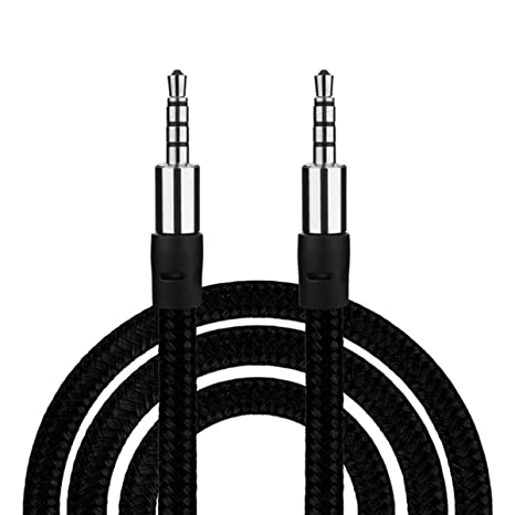 Amazon Com Cozylkx 3 5mm Male To Male Stereo Audio Auxiliary Cable
