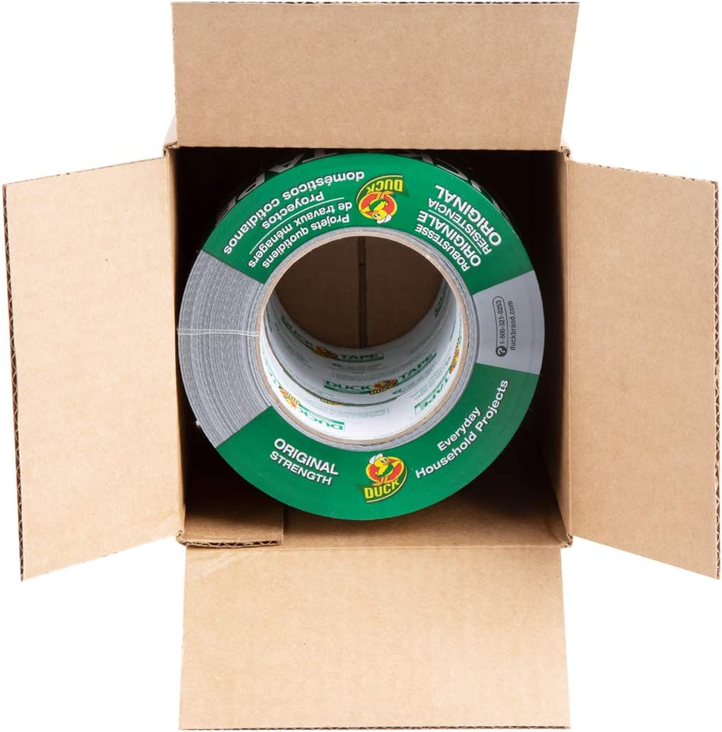 Duck Brand 286553 Original Duct Tape Silver