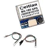 Geekstory BN-180 GPS Module UART TTL Dual Glonass GPS Car Navigation + GPS Antenna for Arduino Raspberry Pi Pixhawk Aircraft CC3D F3 Flight Controller