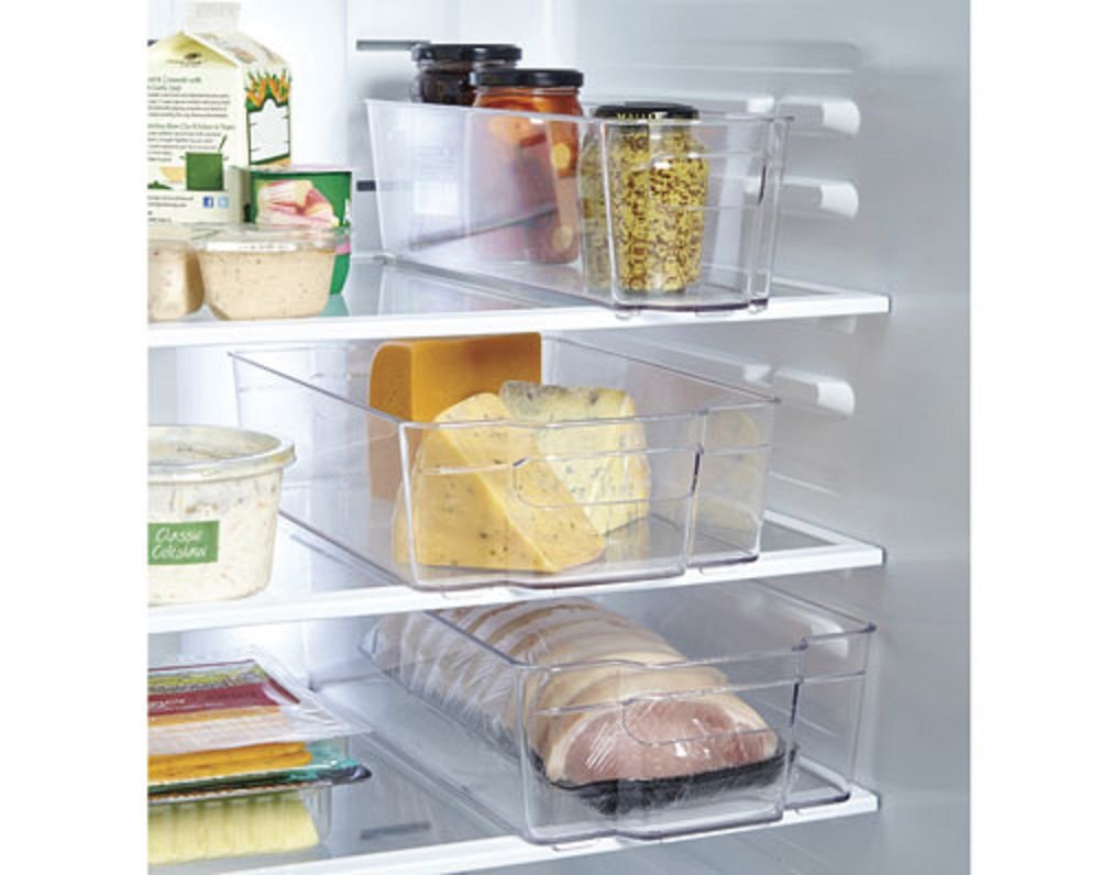 Refrigerador de almacenamiento organizador recipiente de ...