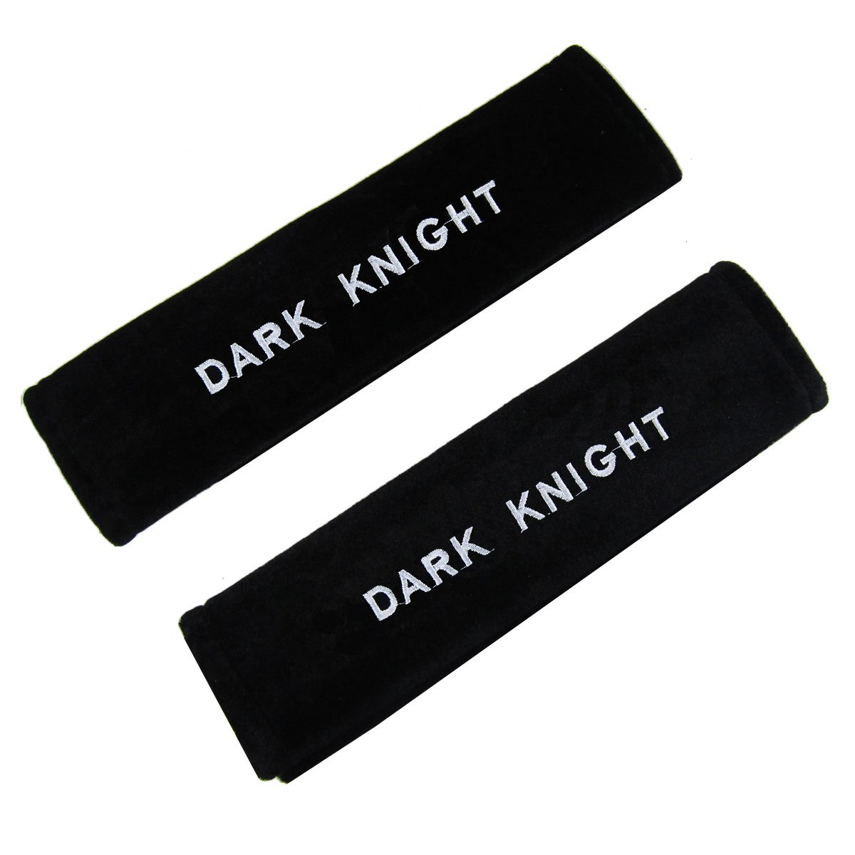 Pair of Officially Licensed DC Comics Seat Belt Pads - Dark Knight BDK