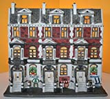 Dept 56 Sutton Place Brownstones from Christmas in the City