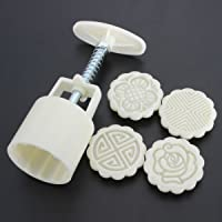 KINGSO Mid-Autumn Mooncake Mould DIY Cake Decoration Tool Deals
