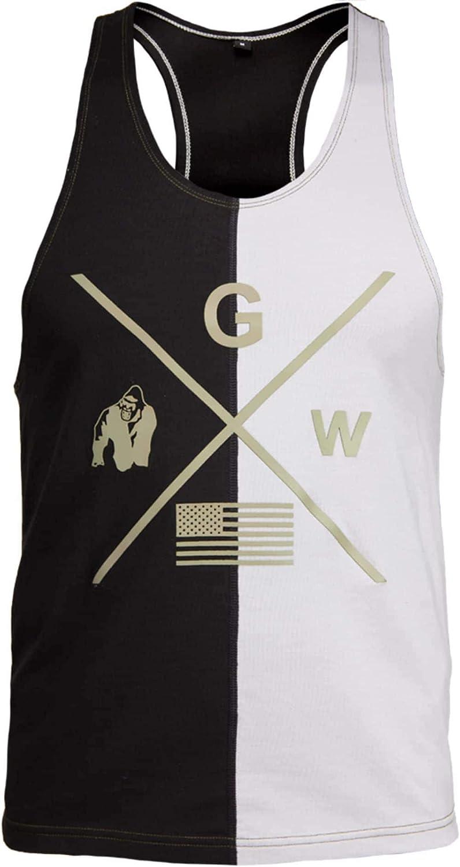 GORILLA WEAR Sterling Bodybuilding Fitness Shirt Herren Stringer Tank Top